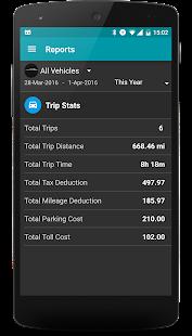 Mileage Buddy - GPS Trip Log