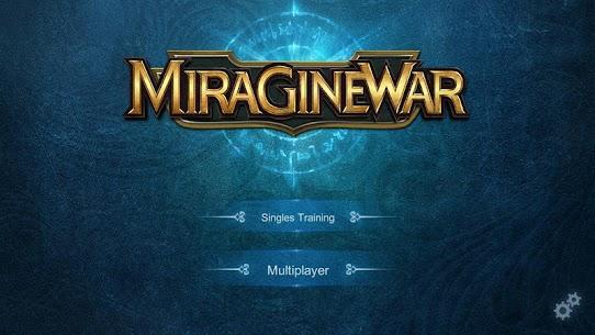 Miragine War MOD APK [Unlimited Gems, Cash, Free Rewards] – Prince APK 1