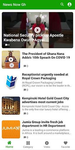 NewsNowGH 4.1.1 screenshots 2