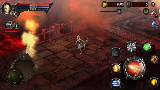 BloodWarrior:Offline  screenshots 7