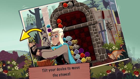 Elfcraft - Match 3 Stones