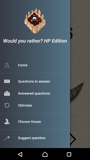 Would you rather? Harry Potter 8.5 Screenshots 2