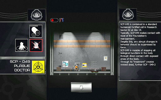 SCP - Viewer 0.014 Apha screenshots 11