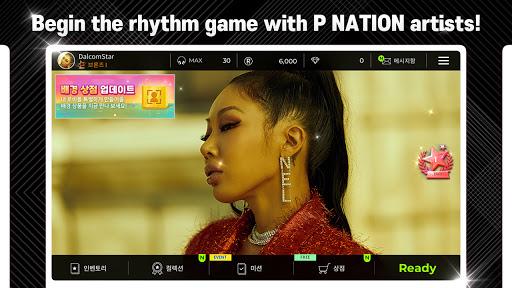 SuperStar P NATION  screenshots 2