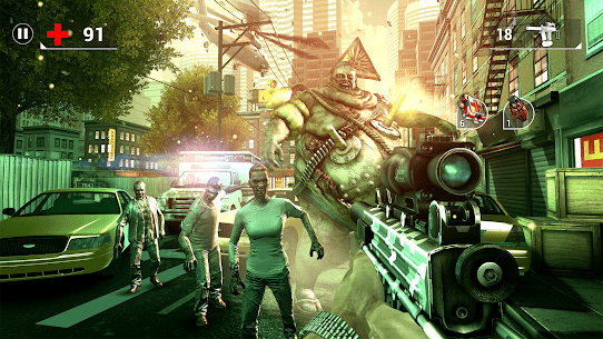 UNKILLED  Zombi Games Free Apk Download NEW 2012 4