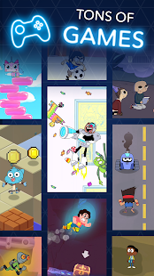 Cartoon Network Arcade Screenshot