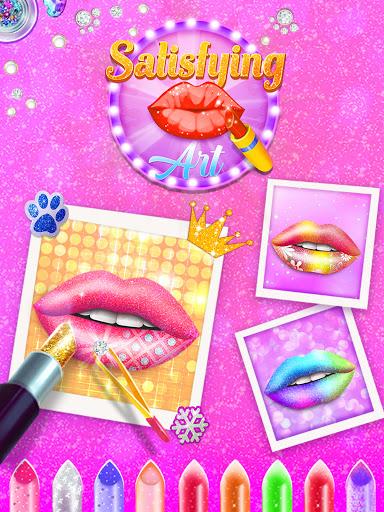 Lip Art - Perfect Lipstick Makeup Game screenshots 7
