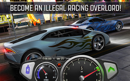 Top Speed: Drag & Fast Racing 1.37.1 screenshots 12