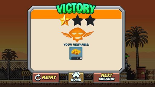 Street Choper Hero- City Battle  screenshots 2