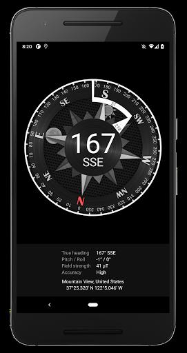 Compass Steel (No Ads) 3.0.2 Screenshots 9