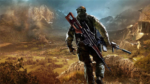 Sniper 3D Shooter- Free Gun Shooting Game 1.3.3 com.shootinggames.sniper3d.assassin apkmod.id 3