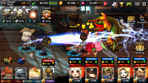 Dungeon Breaker Heroes modavailable screenshots 10