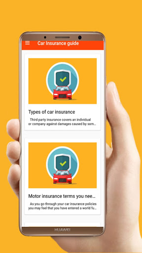 Car Insurance Guide 1.0 screenshots 5