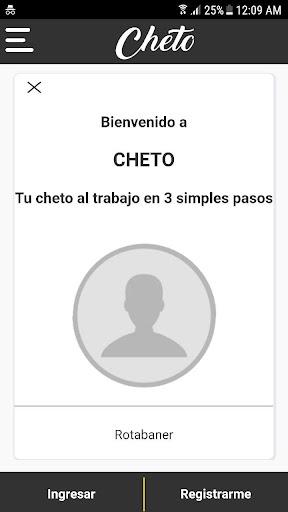 cheto app  Screenshots 1