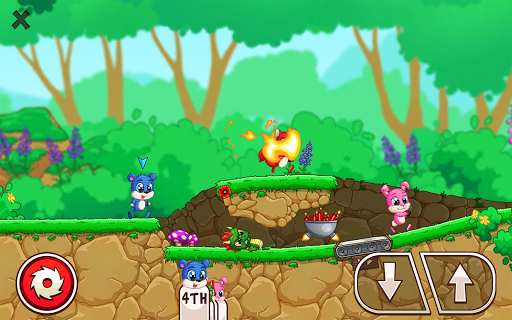 Fun Run 3 - Multiplayer Games 3.11.0 screenshots 12