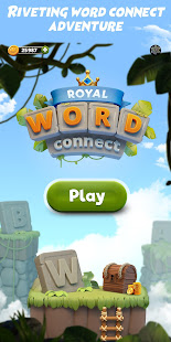 Royal Word Connect: Seek and Find Words Search