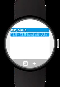 Wear OS için Takvim (Android Wear) 5