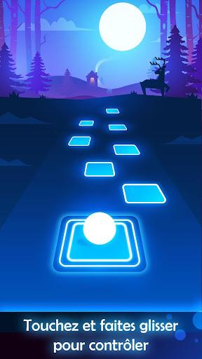 Tiles Hop: Endless Music Jumping Ball  APK MOD (Astuce) screenshots 3