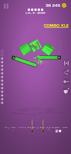 Juicy Slice: Tap to smash! 1.3.9 screenshots 1
