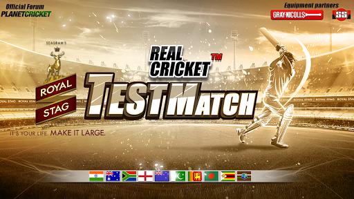 Real Cricketu2122 Test Match  screenshots 1