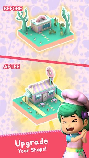 Kiko: Lola Bakery - Puzzle & Idle Store Tycoon  screenshots 8