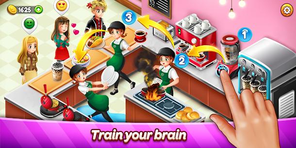 Cafe Panic Cooking Restaurant Mod Apk , Cafe Panic Cooking Restaurant Download , New 2021 3
