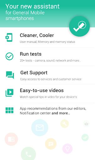 General Mobile Assistant 2.0.40 screenshots 1