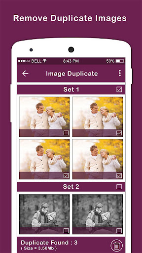 Duplicate File Remover - Duplicates Cleaner screen 1