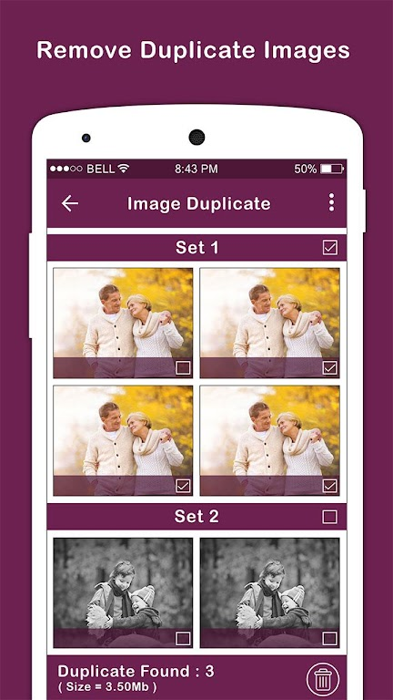 Duplicate File Remover - Duplicates Cleaner poster 1