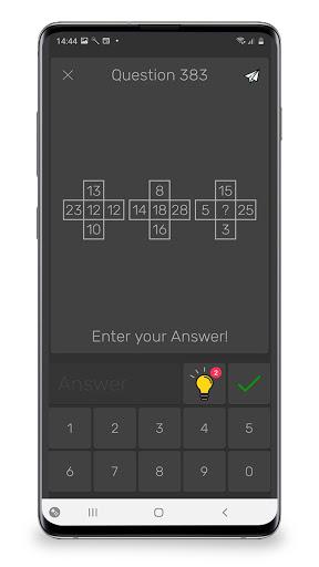 Brain Math: Puzzle Games, Riddles & Math games 2.8 screenshots 9