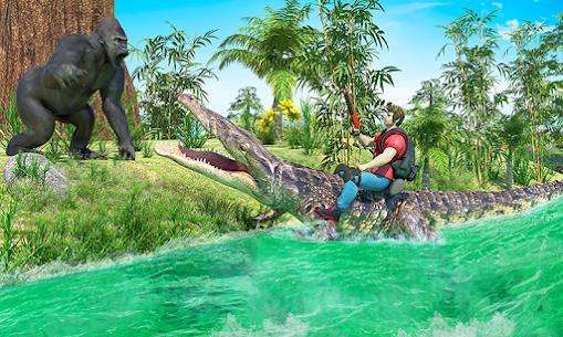 Lost Island Jungle Adventure Hunting Game 3