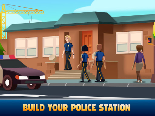 Idle Police Tycoon - Cops Game 1.2.1 screenshots 13