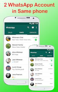 Messenger for WhatsApp Web 2.1 Screenshots 1