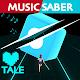 Music Saber : Video Game Undertale Deltarune Sans APK