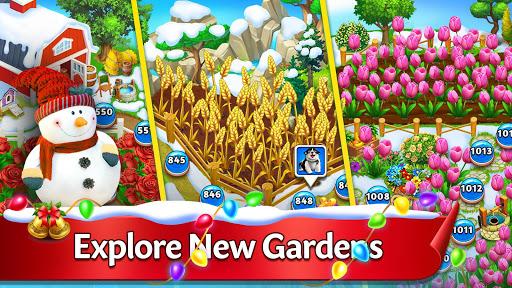 Solitaire Garden - TriPeaks Story 1.8.1 screenshots 3