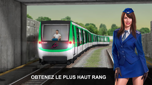 Code Triche Subway Simulator 3D - Conduite Souterraine mod apk screenshots 4