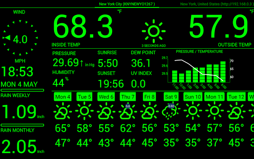 Weather Station 4.7.9 Screenshots 13