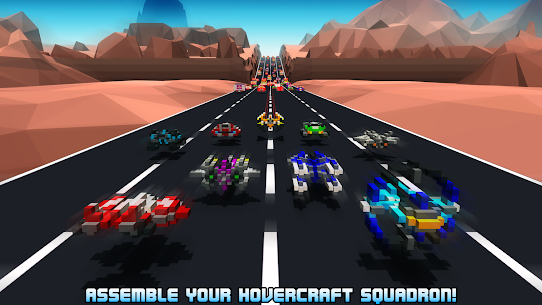 Hovercraft: Takedown MOD APK 1.6.3 (Unlimited Money) 13