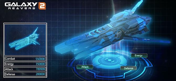 Galaxy Reavers 2 - Space RTS Battle 1.0.961 Screenshots 8