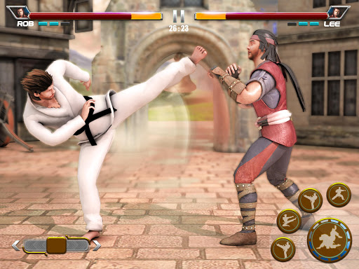 Karate Fighting 2020: Real Kung Fu Master Training apkmr screenshots 7