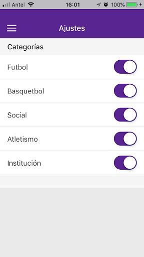 dsc - defensor sporting club oficial screenshot 3