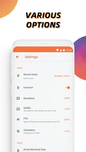 Screen Recorder, Video Recorder - Vidma Recorder android2mod screenshots 5