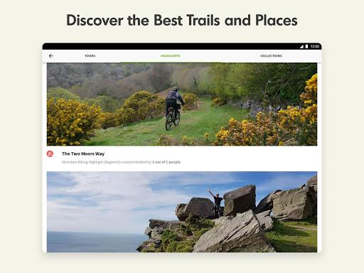 Komoot u2014 Cycling, Hiking & Mountain Biking Maps 10.21.15 Screenshots 14