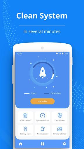 Rocket Cleaner - System Optimizer 1.0.19 screenshots 1
