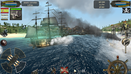 The Pirate: Plague of the Dead Screenshot