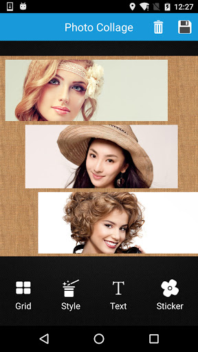 Photo Collage Editor  screenshots 1