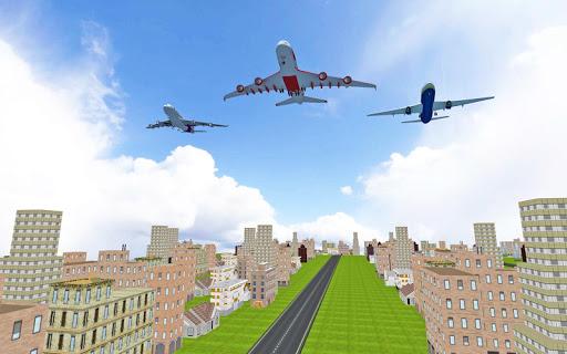 fly plane flight simulator screenshot 3