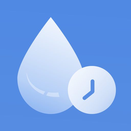 Drink Water Reminder, Water Intake Tracker icon