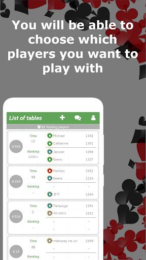 Spades Pro - online cards game apktram screenshots 2