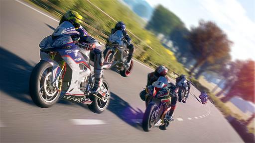 Turbo Bike Slame Race  screenshots 1